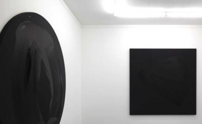 Daniel Lergon, Antumbra, oil on canvas, 2011