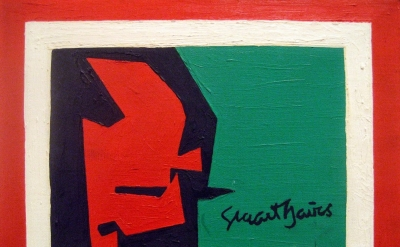 Stuart Davis, Study for Pochade #2, 1958 at Hirschl & Adler Modern, New York Cit