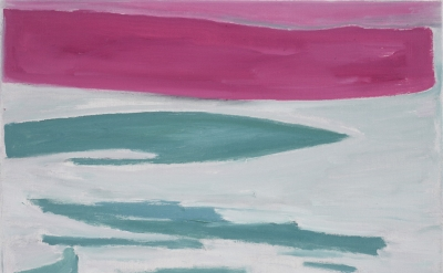 Raoul De Keyser, Drift, 2008, oil on canvas, 13 5/8 x 17 1/2 inches (courtesy of