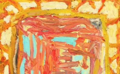 (detail) David Carrier reviews the recent exhibition Martha Diamond: Recent Pain