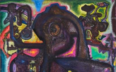 Steve DiBenedetto: Traipser, 2018 (courtesy of the artist and Derek Eller Gallery)