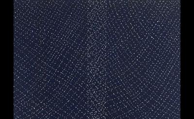 (detail) Porfirio DiDonna, Untitled (pdn242), 1970-71 acrylic and graphite on ca