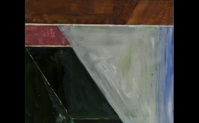 (detail) Richard Diebenkorn, Lower Colorado #5, 1970, Collection of the U.S. Dep