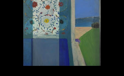 Richard Diebenkorn, Recollections of a Visit to Leningrad, 1965, oil on canvas,