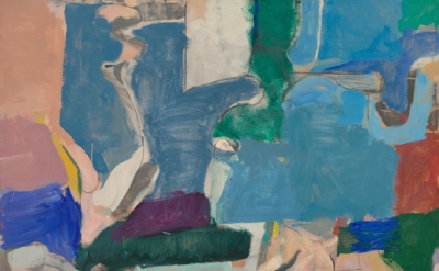 (detail) Richard Diebenkorn, Berkeley #5,1953 ( Private Collection ©The Richard