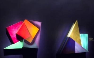 Installation View: Dorothea Rockburne: In My Mind's Eye, source: BOMBLOG