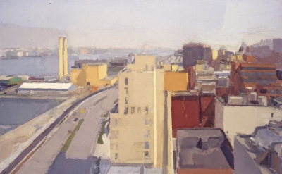 John Dubrow, Westbeth View North, 2001—06 (courtesy of the artist)