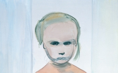 (detail) Marlene Dumas, The Painter, 1994 (The Museum of Modern Art, New York ©