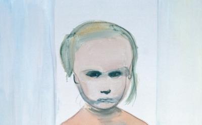 (detail) Marlene Dumas, The Painter, 1994 (The Museum of Modern Art, New York ©