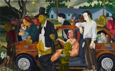 Nicole Eisenman, The Triumph of Poverty, 2009 (courtesy the artist and Leo Koeni