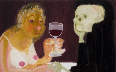 Nicole Eisenman, Death and the Maiden, 2009 (courtesy of the artist and Leo Keon