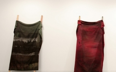 Installation View: Liam Everett: If I could sleep I might make love. I'd go into