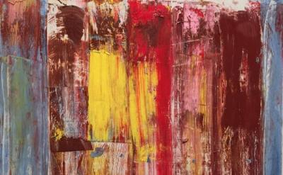 Louise Fishman, Kreisleriana, 2015, oil on linen, 57 x 66 inches (courtesy of Ch
