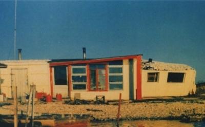 Forrest Bess' Cabin
