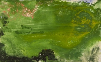 Helen Frankenthaler, Overture (The Helen Frankenthaler Foundation, Inc./Artists