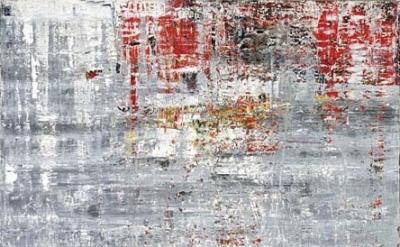 (detail) Gerhard Richter Cage 4 2006 © Gerhard Richter