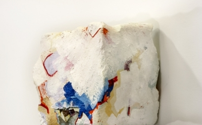 Rachael Gorchov, Enter to win 6'x12' chicken house, 2012, acrylic paint, papier