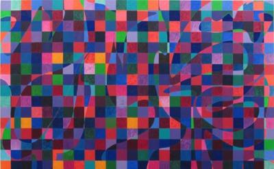 Dana Gordon, Night, 2013, oil on linen, 60 x 78 inches (courtesy of the artist a