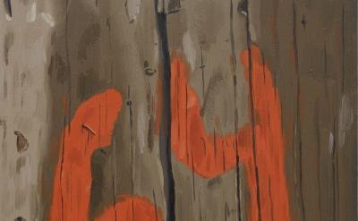(detail) Josephine Halvorson, 64, 2013, oil on linen, 17 x 12 inches (courtesy o