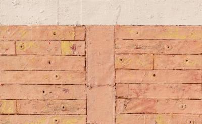 (detail) Harmony Hammond, Klee, 2015, oil and mixed media on canvas, 36.25 x 28.