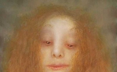 (detail) Anne Harris, Portrait (Old Neck), 2001 (courtesy of the artist)