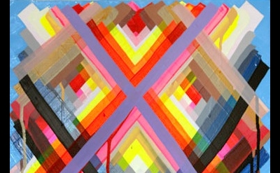 (detail) Maya Hayuk, Remain in Light #7, 2013 (courtesy of the artist)