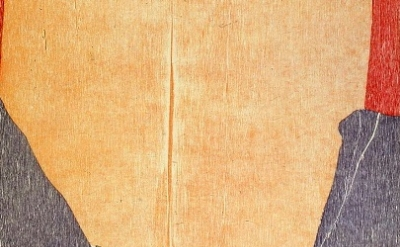 (detail) Helen Frankenthaler, East and Beyond, 1973 (Image courtesy ULAE, Bay Sh
