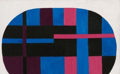 Carmen Herrera: Untitled, 1948 (Collection of Yolanda Santos)