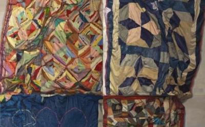 (detail) Sedrick Huckaby, Hidden in Plain Site, 2011, oil on canvas on panel (co