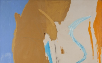 Robert Motherwell, California, 1959, oil and charcoal on canvas, 177.2 x 227.3 cm (courtesy of Bernard Jacobson Gallery)