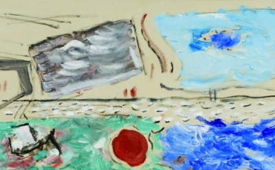 (detail) John Marin, Movement: Sea...  © Estate of John Marin / Artists Rights S
