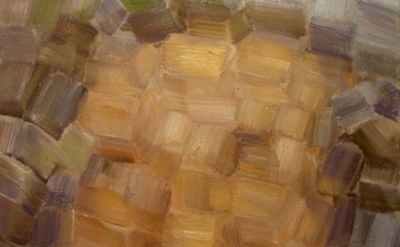 (detail) Dennis Kardon, Ice Cubism, 2012, oil on linen (courtesy of the artist)