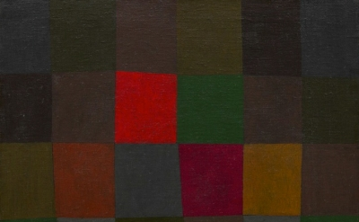 (detail) Paul Klee, New Harmony (Neue Harmonie), 1936, (Solomon R. Guggenheim Mu