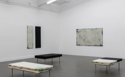 Installation view: James Krone, Brand New Gallery, Milan