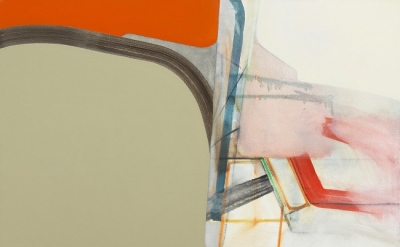 (detail) Nick Lamia Untitled, 2012 Oil on canvas 36 x 42 inches (courtesy Jason