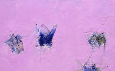 (detail) Mark Lammert, Floaters, 2005 – 2009, oil on canvas, 70 x 50 cm (courtes