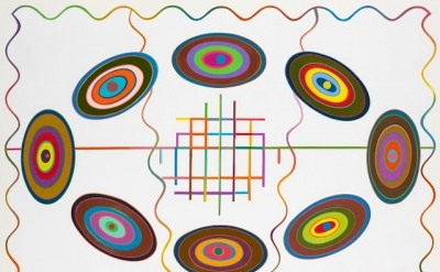 Marilyn Lerner, Eight Ovals, 2011 (courtesy of the artist)