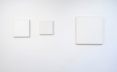 Installation view, The Way Around: Daniel Levine at Churner and Churner 9 Januar
