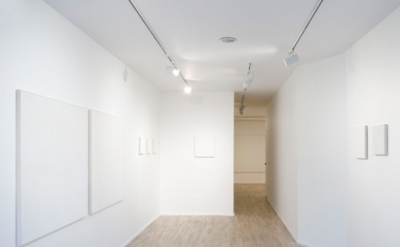 Installation view: Daniel Levine: The Way Around at Churner and Churner, New Yor