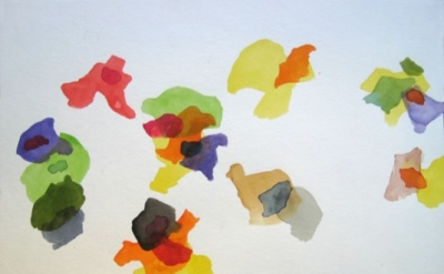 Robert Linsley, Untitled, watercolour, 2009, 59 x 76 cm (courtesy of the artist)