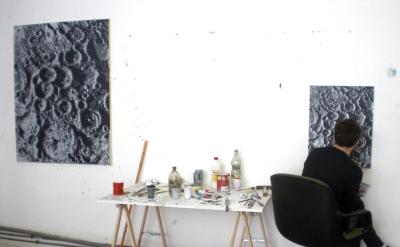David Malek, Studio View (photo: Maria Calandra)