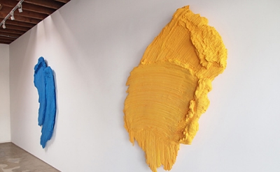 Installation view: Donald Martiny at George Lawson Gallery, San Francisco (court
