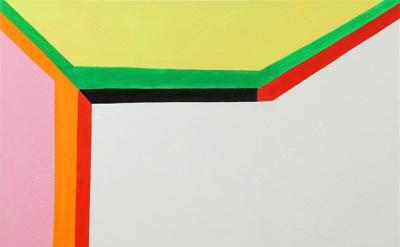 Andrew Masullo, 5289, 2011, (© Andrew Masullo, courtesy Mary Boone Gallery and F
