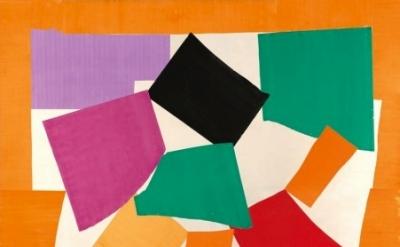 (detail) Henri Matisse The Snail 1953 © Succession H. Matisse / DACS 2014