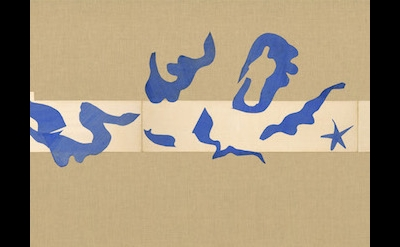 (detail) Henri Matisse, The Swimming Pool © 2014 Succession H. Matisse / Artists
