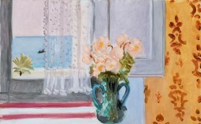 Henri Matisse, Vase of Flowers, 1924 (Museum of Fine Arts, Boston)