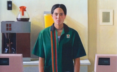 Dan McCleary, Seven-Eleven, 1996, oil on canvas, 36 x 52 inches (courtesy of the
