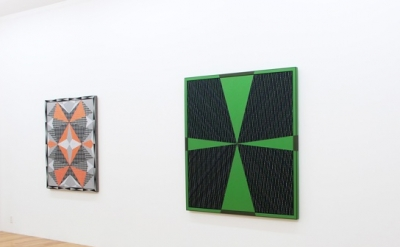 Installation View, Douglas Melini at Feature Inc., New York