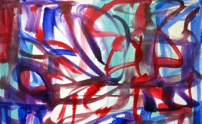 (detail) Melissa Meyer, Desto, 2013 (courtesy the artist and Lennon, Weinberg, I