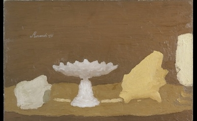 Giorgio Morandi, Still Life, 1931 (Private collection © 2015 Artists Rights Soci